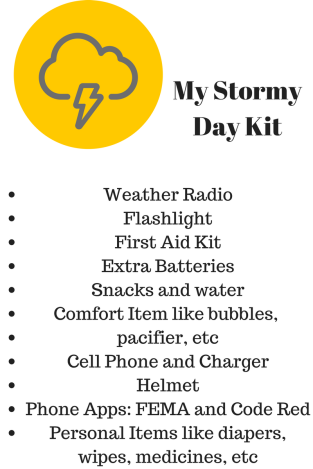 My Stormy Day Kit