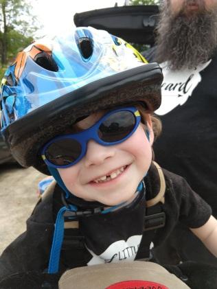 family bike trip 1