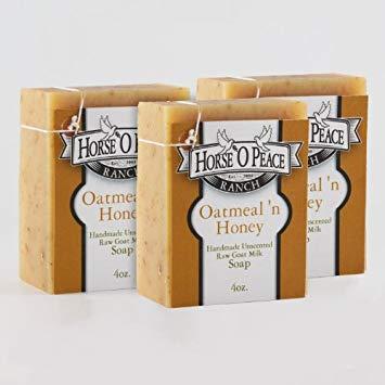 oatmeal honey