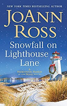 snowfall on lighthouse lane